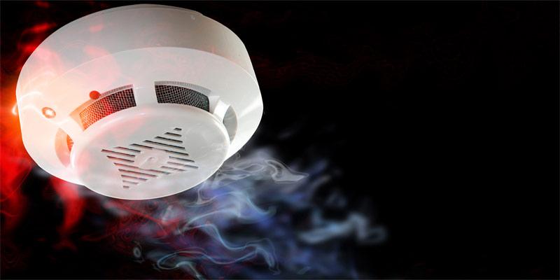 Resultado de imagen para alarma contra incendios en casa